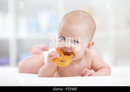 Baby Drinking Milk While On Belly