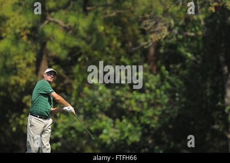 Palm Harbor, Fla, USA. 17th Mar, 2012. Jerry Kelly during the third round of the Transitions Chapionship on the - Stock Photo