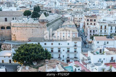 Ibiza-Eivissa,Balearic Islands,Spain. - Stock Photo