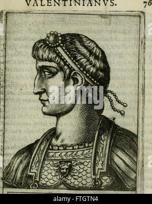 Romanorvm imperatorvm effigies - elogijs ex diuersis scriptoribus per Thomam Treteru S. Mariae Transtyberim canonicum collectis (1583)