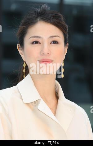 File photo showing Japanese actress Haruka Igawa shot