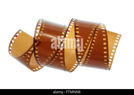 Blank Camera Film - Stock Photo