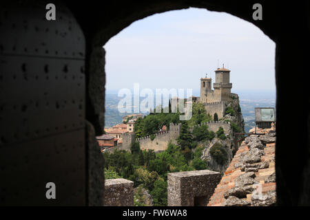 Castello della Guaita - Stock Photo