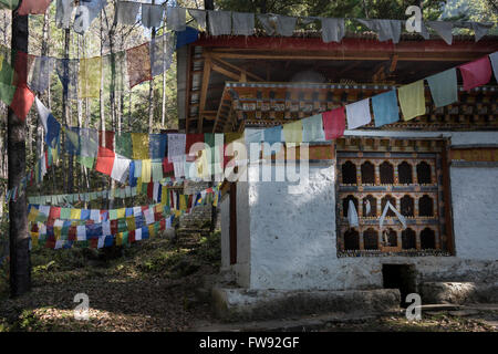 Paro, Bhutan - Stock Photo