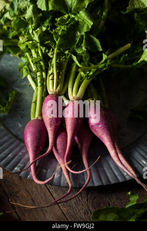 how to tell radishes are ready