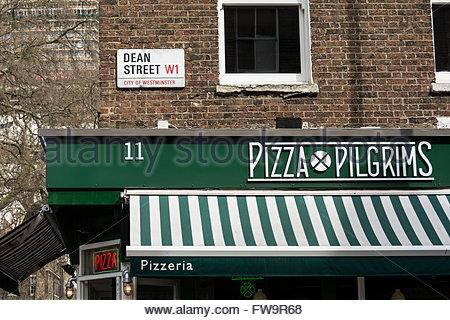 Indian Restaurant Dean Street London