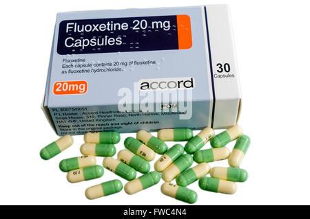 Ssri fluoxetine