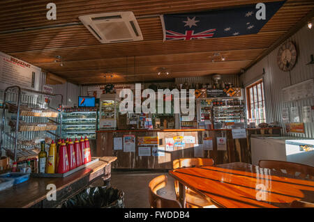 The Birdsville Bakery, Queensland, Australia - Stock Photo