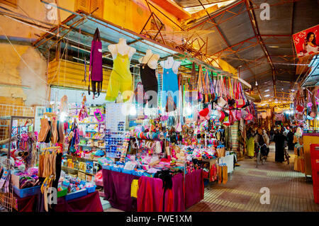 Souq Arabe, Arabian market, Medina, Taroudant, Souss valley, southern Morocco, northern Africa - Stock Photo