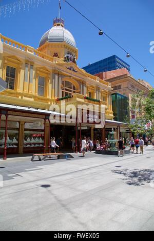 The Adelaide Arcade, Adelaide, Australia, Oceania - Stock Photo
