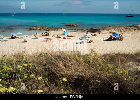 Es Caló de Sant Agustí e Ses Platgetes: spiagge di Formentera
