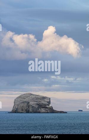 Bass Rock, North Berwick, East Lothian, Scotland. - Stock Photo
