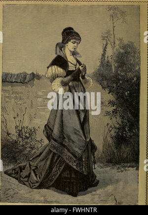 The Norfolk Virginian's annual, for the year 1884 (1883) - Stock Photo
