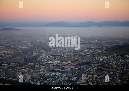 Soft colour city - Stock Photo