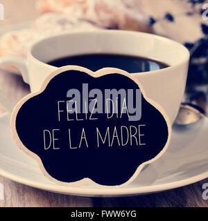 Mug Mothers Day Spanish Espanol Mama Mom Gift Mi Madre Mi Reina