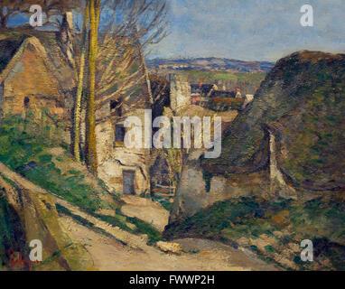 Auvers sur oise paris france town hall that vincent for Auberge ravoux maison van gogh