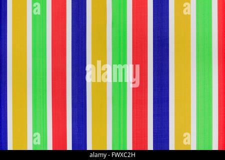Coloured vertical stripe pattern - Stock Photo