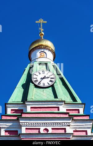 Church of  Nativity of  Blessed Virgin Mary in Balashikha, Russia - Stock Photo