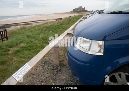T5, transporter, kerouak, vanlife, new age, adventure, automobile, automotive, blue, bright color, bright colors, - Stock Photo