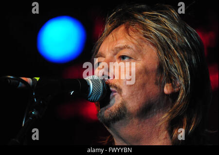 Chris Norman (Smokie): EUROPA, DEUTSCHLAND, HAMBURG, Chris Norman und Band live in der Großen Freiheit. Editorial - Stock Photo