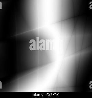 Monochrome elegant velvet abstract illustration background - Stock Photo