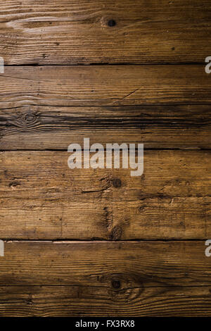 Antique grunge wood background. Negative space for text ...