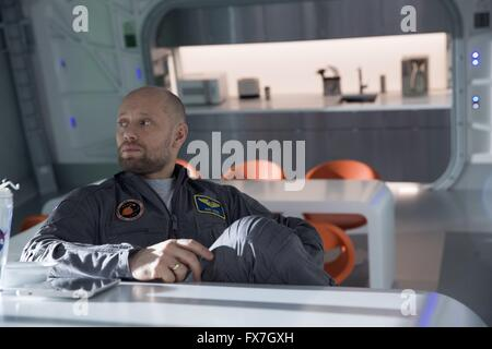 The Martian Year : 2015 USA Director : Ridley Scott Aksel Hennie - Stock Photo