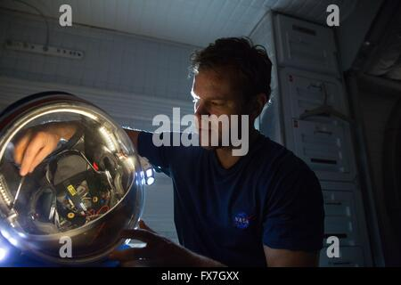 The Martian Year : 2015 USA Director : Ridley Scott Matt Damon - Stock Photo