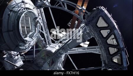 The Martian Year : 2015 USA Director : Ridley Scott - Stock Photo