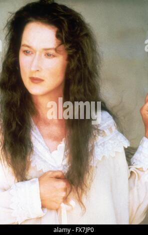 Out of Africa Year : 1985 USA Director : Sydney Pollack Meryl Streep - Stock Photo