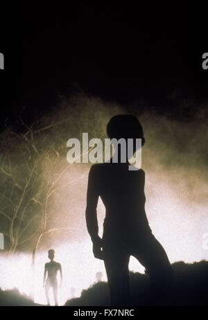 The X Files TV Series 1993 - 2002 USA 1996 Season 4 Created by Chris Carter - Stock Photo