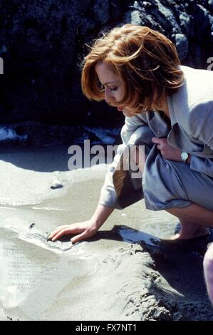 The X Files TV Series 1993 - 2002 USA 1998 Season 6 Created by Chris Carter Gillian Anderson - Stock Photo