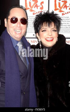 FILE PICS: 12th Apr, 2016. Entertainer, producer and reality television star DAVID GEST (May 11, 1953 - April 12, - Stock Photo