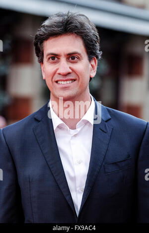 The European premiere of FLORENCE FOSTER JENKINS on 12/04/2016 at ODEON Leicester Square, London. Pictured:  Ed - Stock Photo
