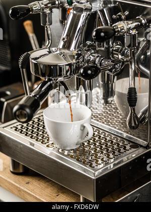 best milk frother espresso machine