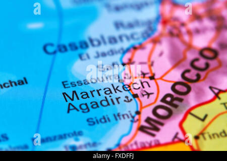 Map morocco stock photo royalty free image 88534342 alamy oriental morocco map grey marrakech city in morocco africa on the world map stock photo gumiabroncs Image collections