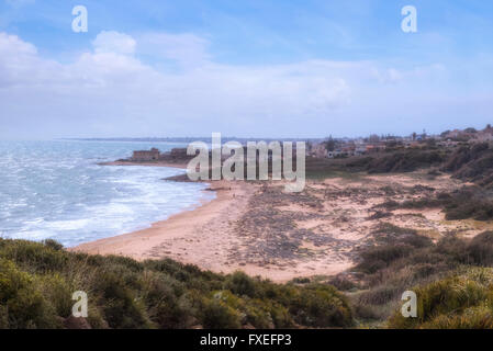 Selinunte, Castelvetrano, Sicily, Italy - Stock Photo