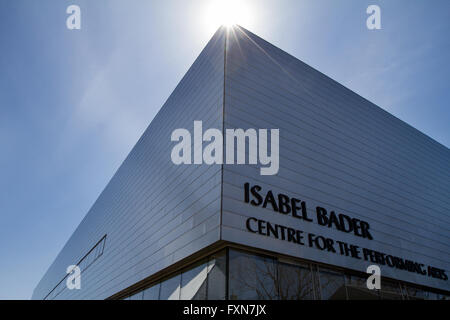 The Isabel Centre for Performing Arts in Kingston, Ontario. - Stock Photo