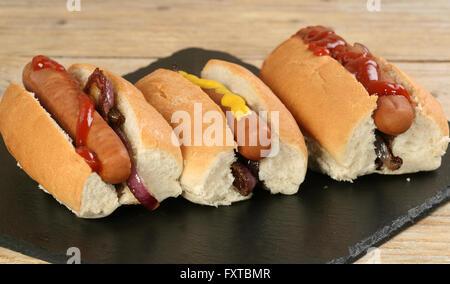 Hot Dog Onions Recipe Uk