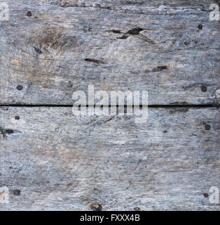 background of old wooden planks cracked - Stock Photo