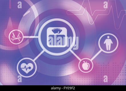 Heart Disease Risk Symbol And Health Care And Nutrition Concept As A Stock Photo Royalty Free