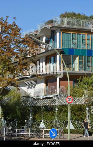 Spreewald-Grundschule, Pallasstrasse, Schoeneberg, Berlin, Deutschland - Stock Photo