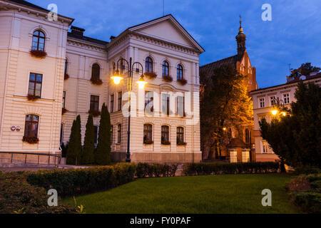 City Hall in Bydgoszcz - Stock Photo