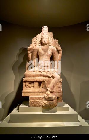 Asian Art Wing. The Metropolitan Museum of Art. Manhattan New York - Stock Photo