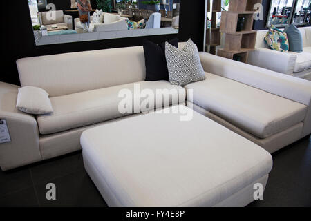 Sofas In Furniture Shop Cape Town