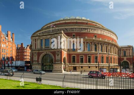 Albert Hall in Kensington, London, England. - Stock Photo