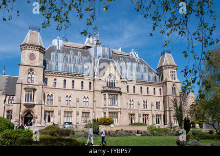 Wood Green Crown Court, Woodall House, Lordship Lane, Wood Green, Greater London, England, United Kingdom - Stock Photo