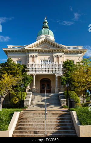 City Hall, Athens, Georgia, USA - Stock Photo