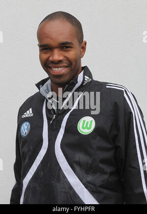 Naldo (VfL Wolfsburg) - Stock Photo
