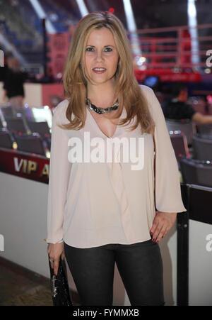 actress Michaela Schaffrath - Stock Photo